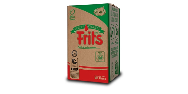 Frits Bag In Box