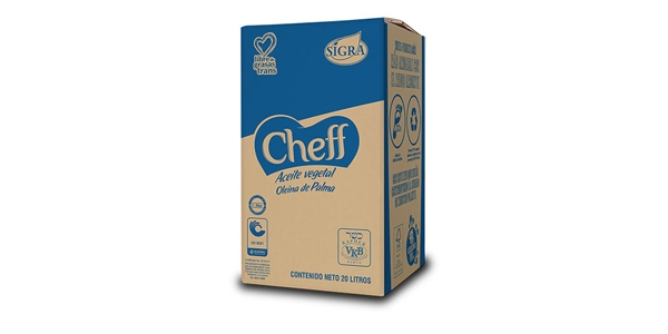 Cheff Bag In Box