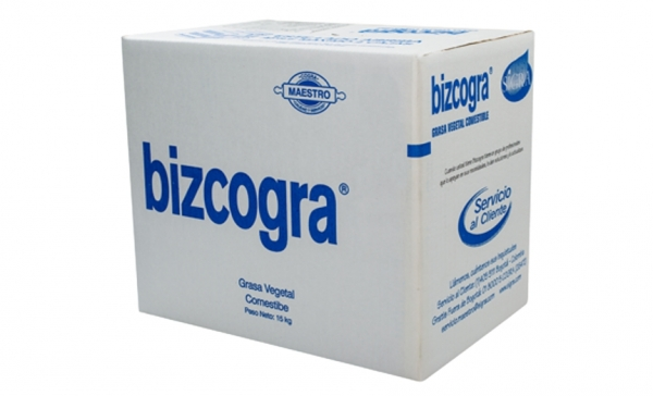 Bizcogra, ideal para diluir coberturas de chocolate